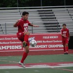 Gustavo at Sacred Heart University
