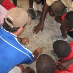 Coaching in Haiti